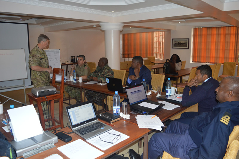 EASF Maritime Workshop
